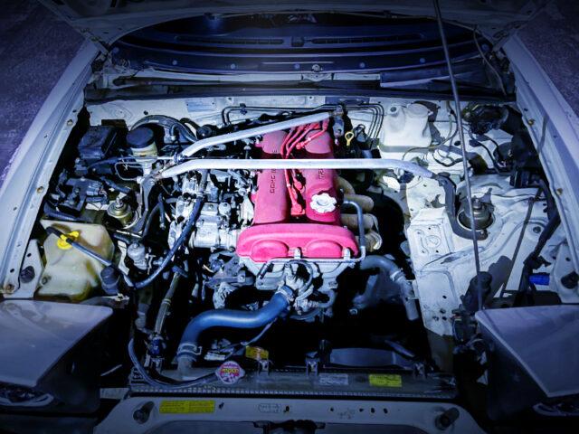 B6-ZE 1.6L ENGINE With SOLEX CARBS.