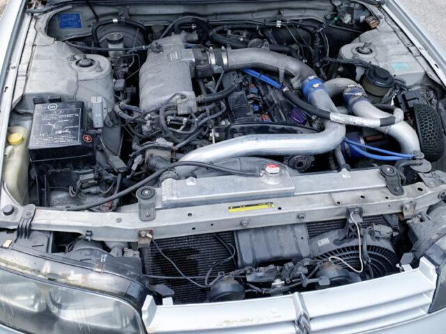 RB20DET 2.0L TURBO ENGINE with HKS GT2535.