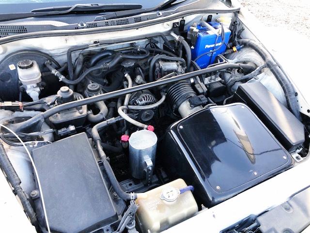 RE-AMEMIYA 13B SIDE-PORT ENGINE.