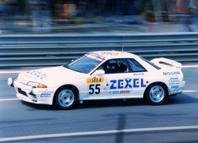 1990 SPA 24HRS to ZEXEL SKYLINE GT-R Gr.N No.55.