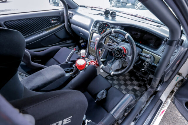 DASHBOARD of JZX100 CHASER TOURER-V.