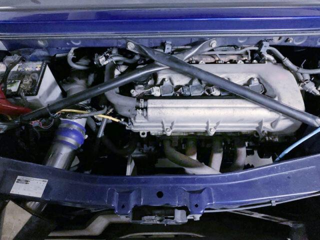 2ZZ-GE ENGINE.
