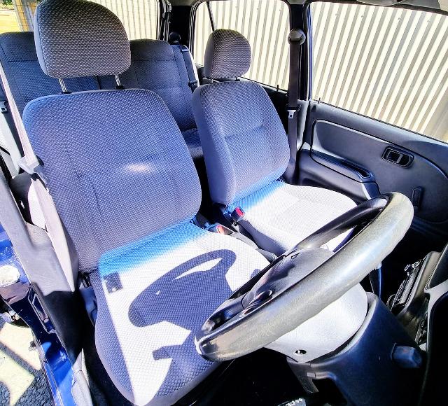SEATS OF L700 MIRA 5-DOOR.