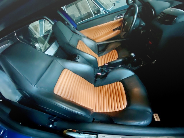 SEATS OD ALFA 147 GTA.