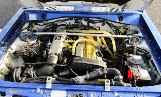 CA18 1800cc ENGINE.