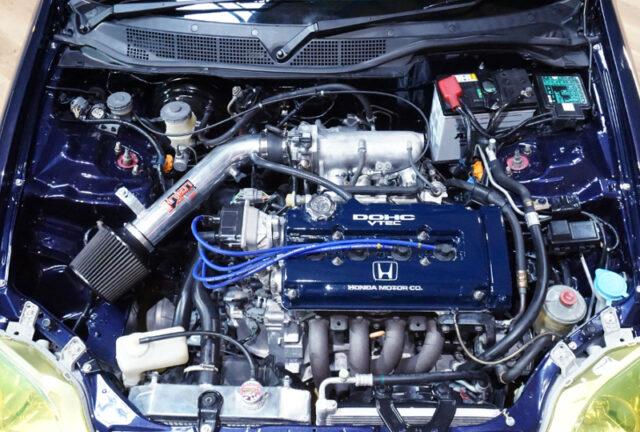 B16B 1.6L VTEC ENGINE.