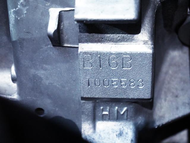 B16B BLOCK.