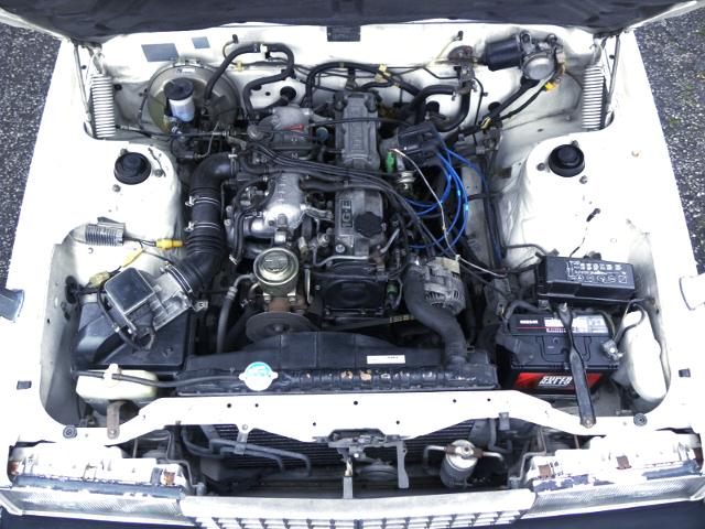 1G-E 2.0L SOHC ENGINE.