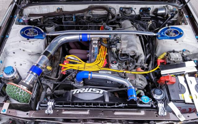 1G-GEU 2.0L TWINCAM 24 ENGINE.