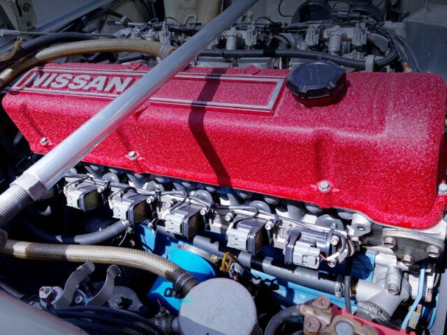 DIRECT IG INSTALLED L28 ENGINE.