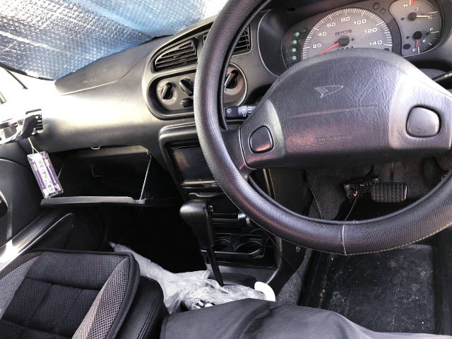 STEERING And DASHBOARD.
