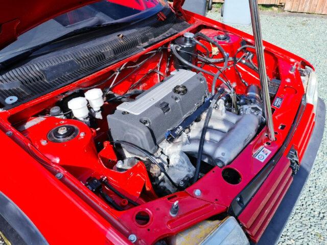 TYPE-R K20A 2.0L i-VTEC ENGINE.