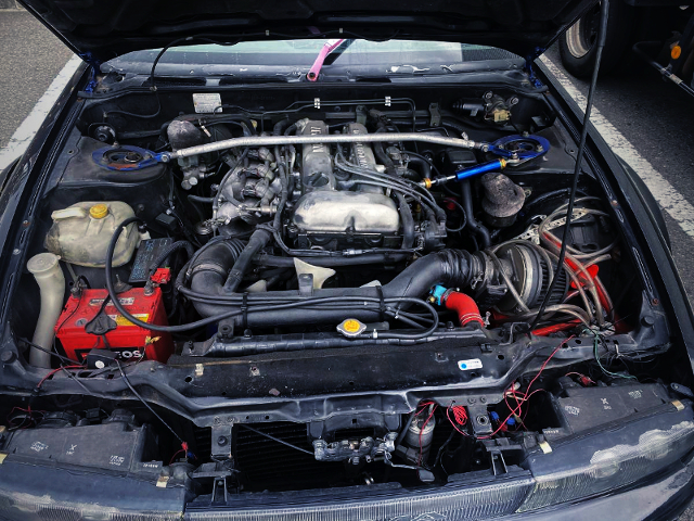 NA SR20DE 2.0L ENGINE.