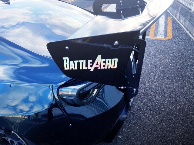 BATTLE AERO GT-WING.