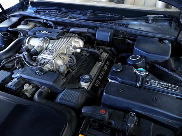 1UZ-FE 4.0L V8 ENGINE.