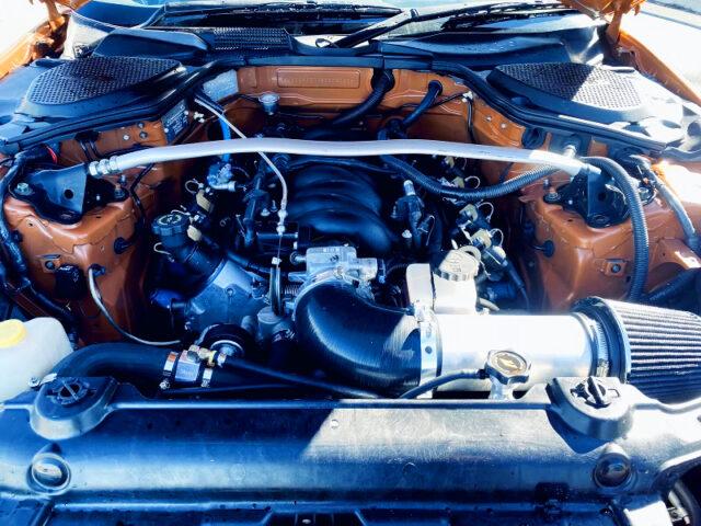 LS1 5.7L V8 ENGINE.