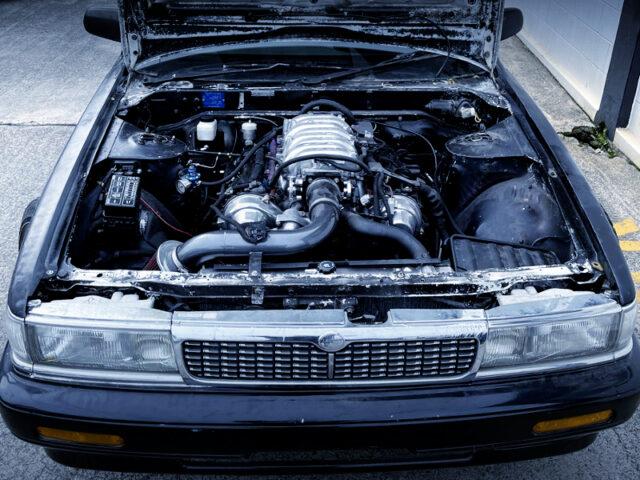 VVT-i 1UZ-FE 4.0L V8 ENGINE.