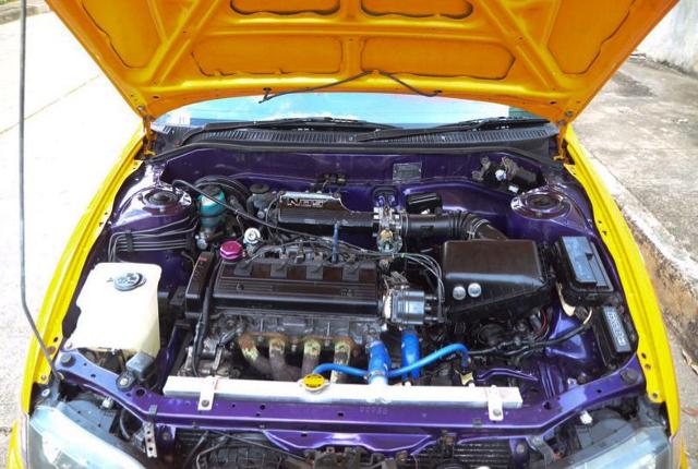 7A-FE 1800cc ENGINE.