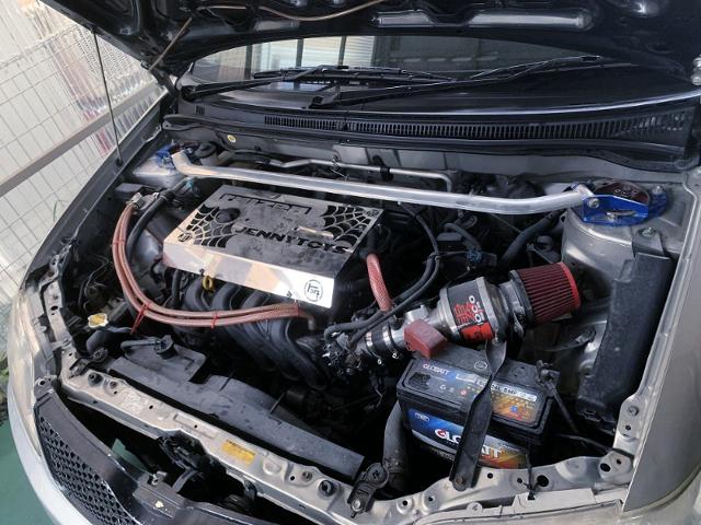 1NZ-FE 1500cc ENGINE.
