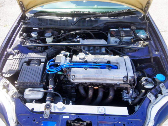 B20B 2.0L VTEC ENGINE.