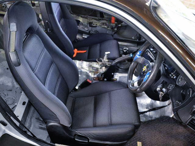 SEATS OF FD3S RX-7 TYPE-R BATHURST.