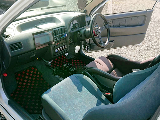 DASHBOARD OF HB21S ALTO WORKS RSZ.