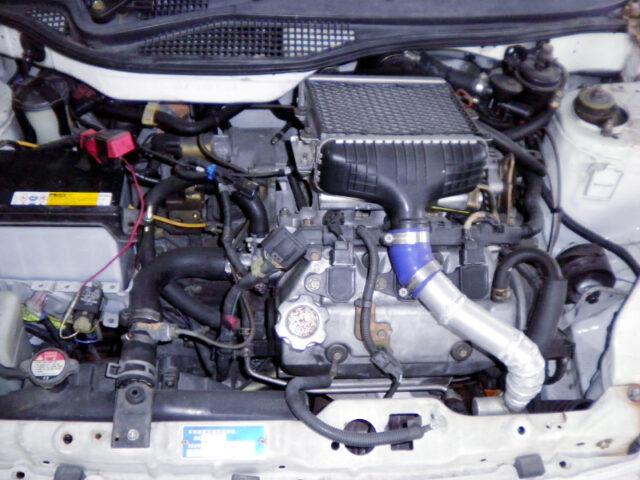 E07Z TURBO ENGINE.