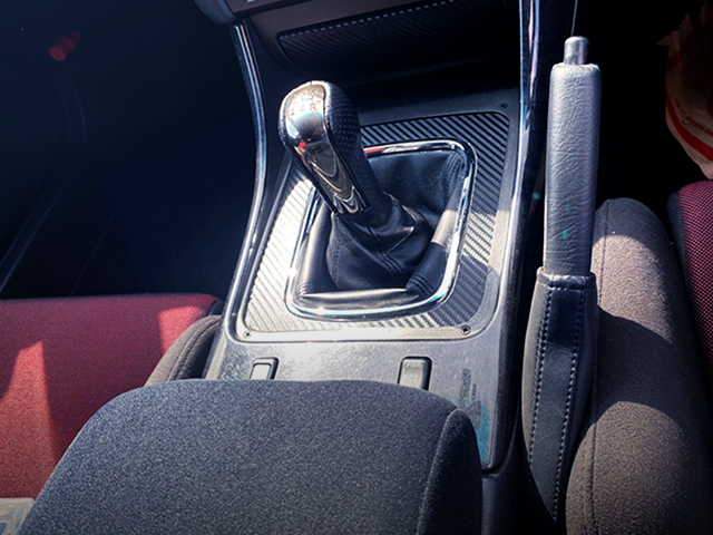 MANUAL CONVERTED OF CENTER CONSOLE.