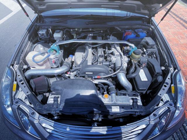 VVTi 1.5J 3.0L TURBO ENGINE.