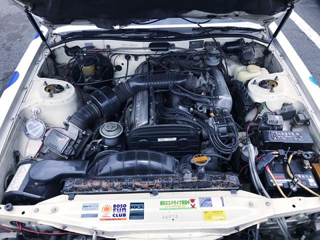 5M-GEU 2800cc ENGINE.