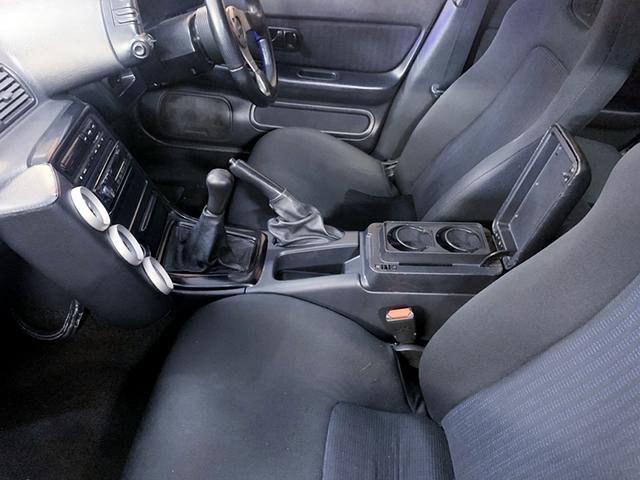 GT-R SEATS CONCERSION.