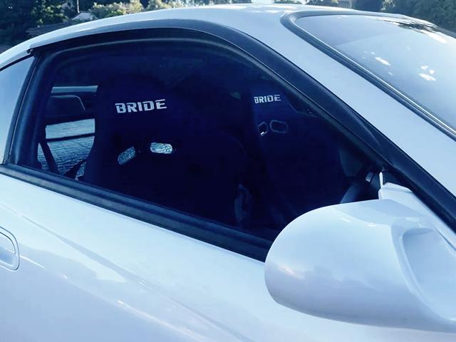 BRIDE SEATS.