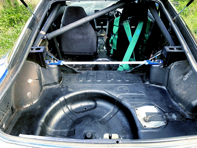 TWO-SEATER OF 180SX .
