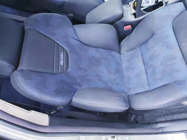 RECARO SEAT.