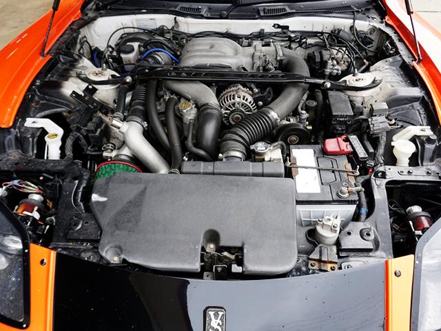 13B-REW ROTARY ENGINE.