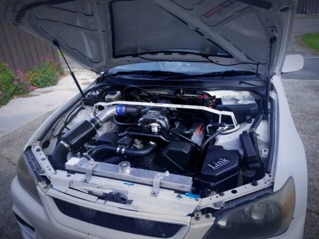 1UZ-FE V8 ENGINE SWAP.