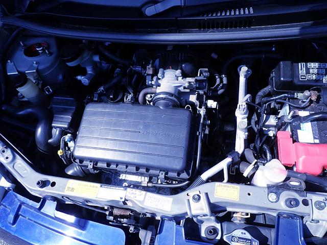 EF-VE 660cc NATURALLY ASPIRATED ENGINE