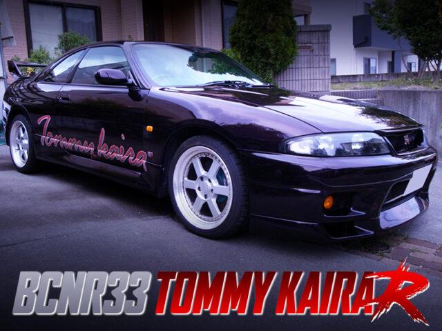 COMPLETE CAR OF BCNR33 TOMMYKAIRA R.