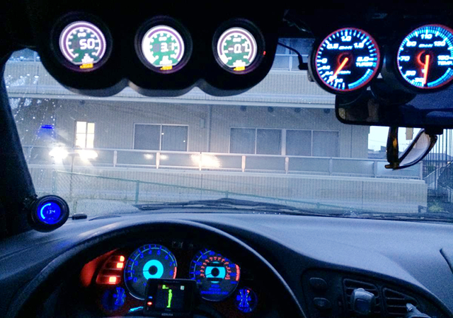 GAUGES and DASHBOARD.