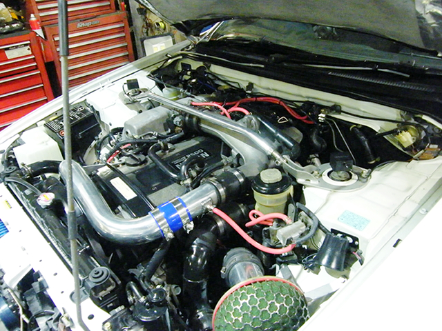 RB25DET with TOMEI M8265 TURBO.
