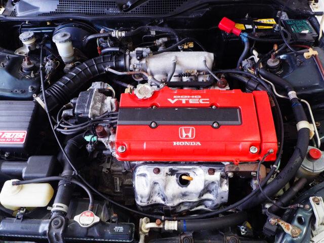 TYPE-R B18C 1800cc VTEC ENGINE.