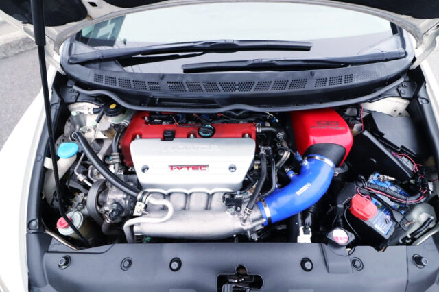 SPOON SPORTS K20A COMPLETE ENGINE.