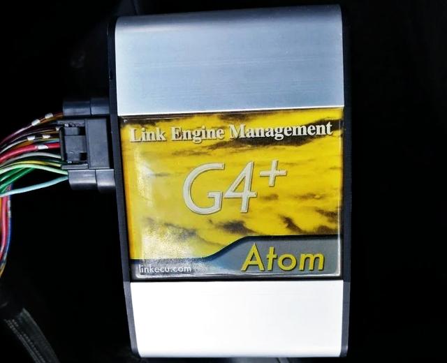 LINK G4+ ATOM ECU.