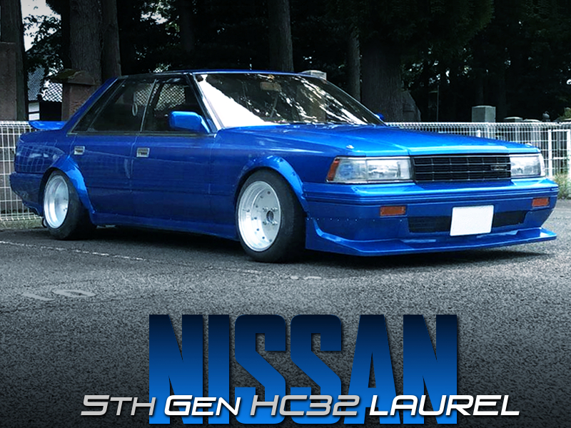 KAIDO RACER MODIFIED HC32 NISSAN LAUREL.
