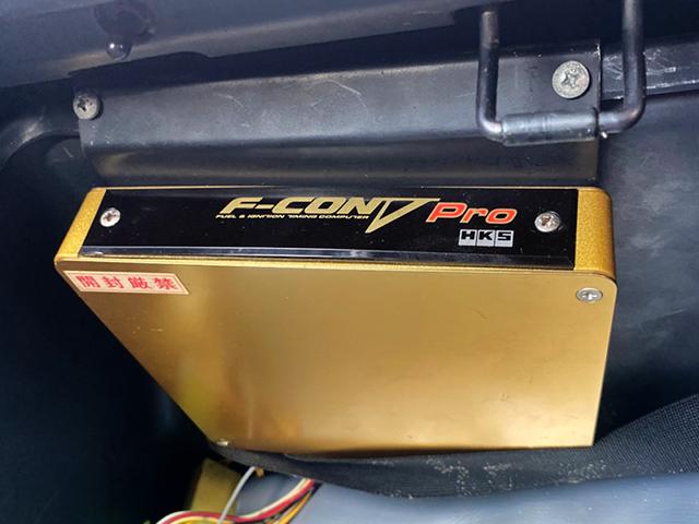 HKS F-CON V-PRO GOLD Ver.