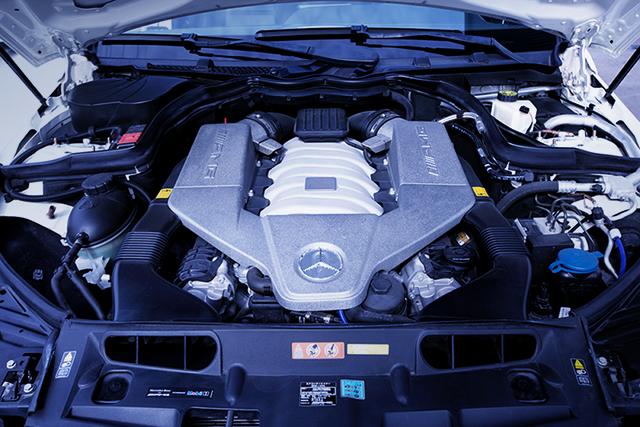 M156 6.2L V8 ENGINE.