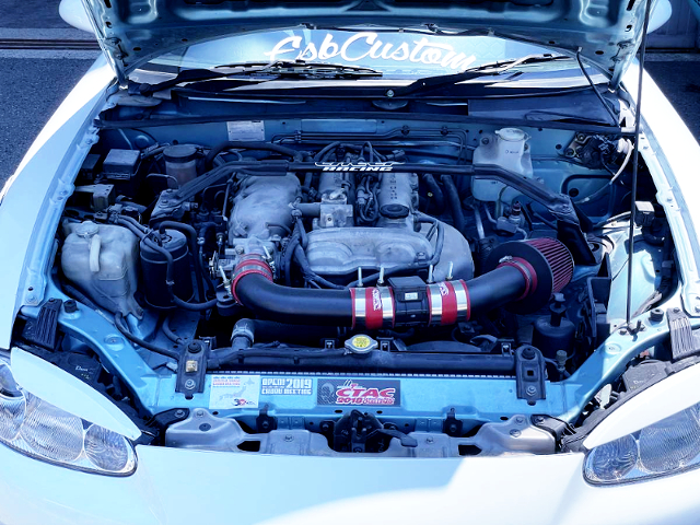 BP-VE 1.8L ENGINE.