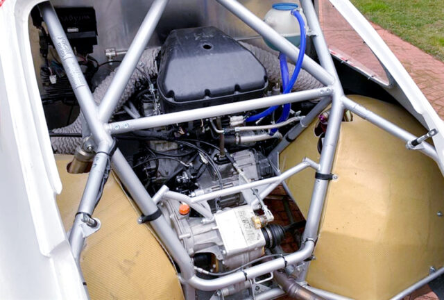 GSX1300R HAYABUSA 1340cc ENGINE.
