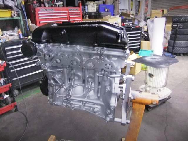 REBUILT SR20DET TURBO ENGINE.