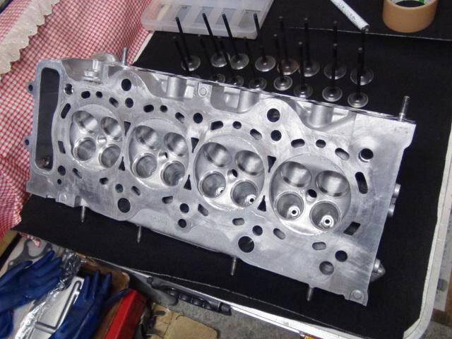 F20C VTEC HEAD.